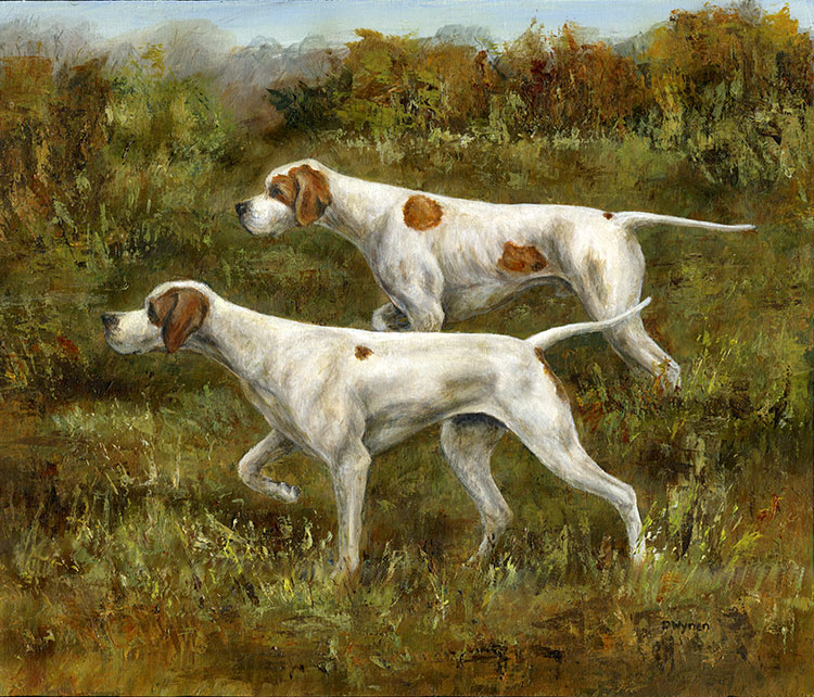 Pointer Painting